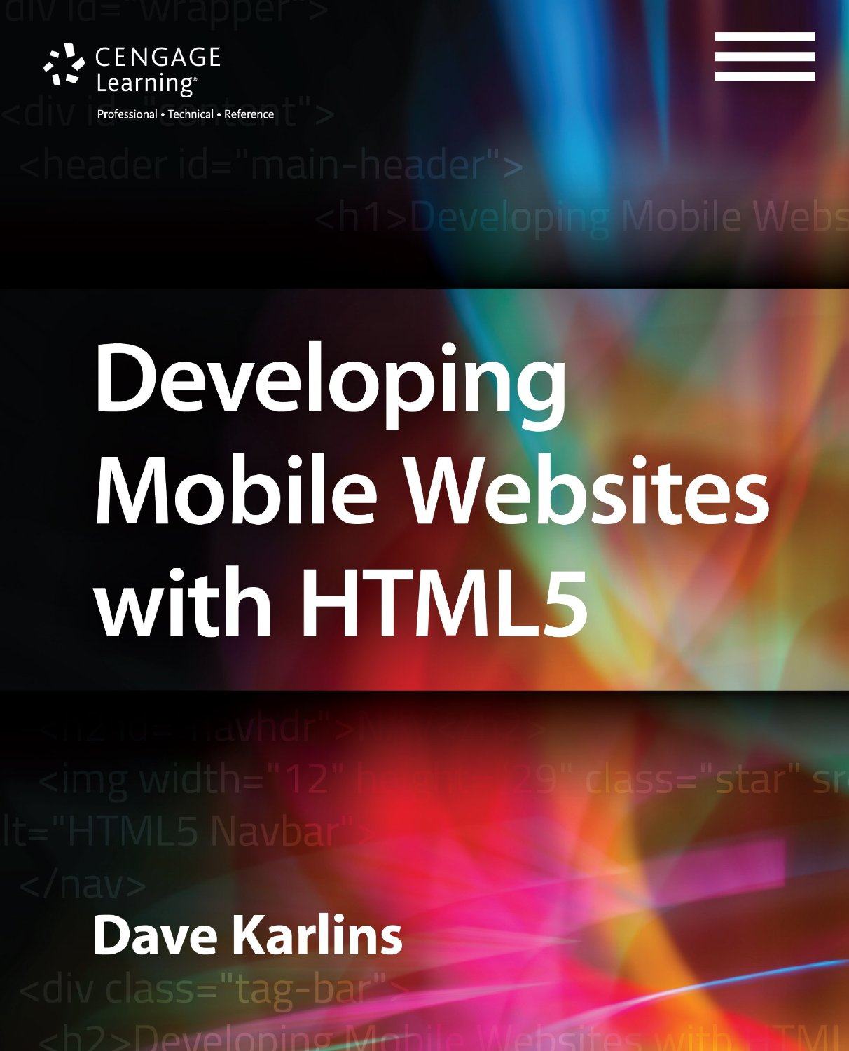Whatever your level of expertise with web development, DEVELOPING MOBILE  WEBSITES WITH HTML5 will give you the hands-on help you need to learn how to  create ...